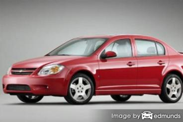 Insurance quote for Chevy Cobalt in Memphis