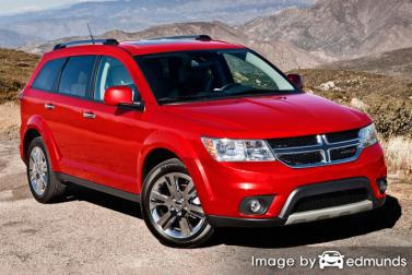 Discount Dodge Journey insurance