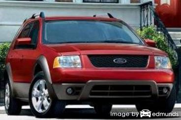Insurance quote for Ford Freestyle in Memphis