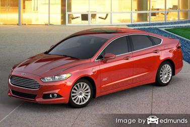Insurance quote for Ford Fusion Energi in Memphis
