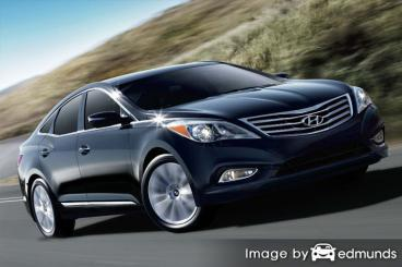 Discount Hyundai Azera insurance