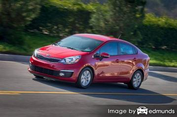 Insurance for Kia Rio