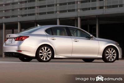 Insurance for Lexus GS 450h