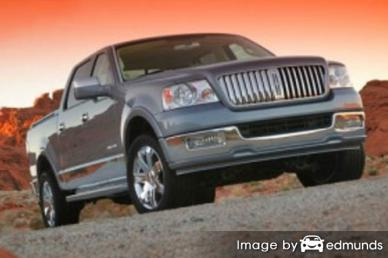 Insurance quote for Lincoln Mark LT in Memphis