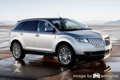 Insurance quote for Lincoln MKT in Memphis