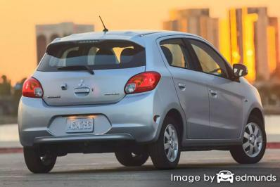 Insurance for Mitsubishi Mirage