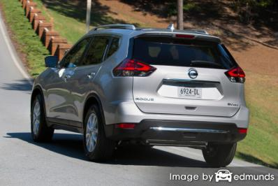 Insurance quote for Nissan Rogue in Memphis