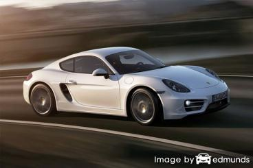 Insurance quote for Porsche Cayman in Memphis