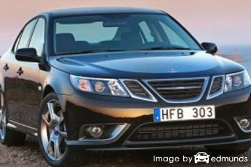 Insurance quote for Saab 9-3 in Memphis
