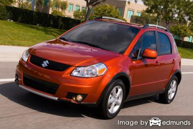 Discount Suzuki SX4 insurance