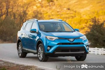 Insurance for Toyota Rav4 Hybrid