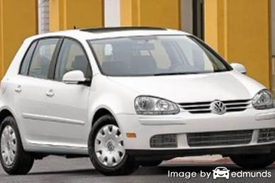 Insurance quote for Volkswagen Rabbit in Memphis
