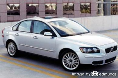 Insurance quote for Volvo S40 in Memphis
